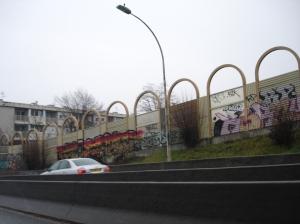 mur échenoz